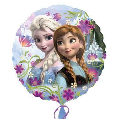 """Folienballon """"Die Eiskönigin Blumen"""""""