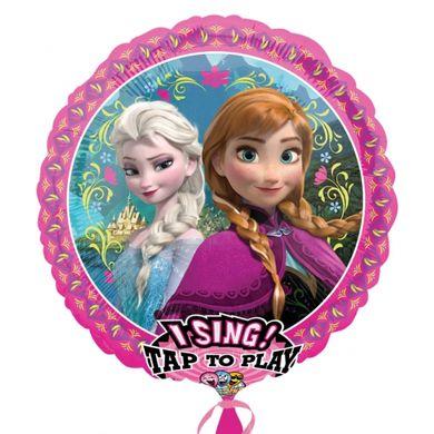 """Singender Folienballon """"Die Eiskönigin"""""""