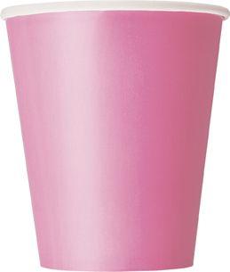Becher Hot Pink