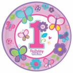 1. Geburtstag B-day Girl