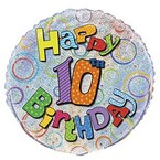 10. Geburtstag