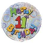 11. Geburtstag