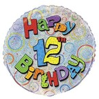 12. Geburtstag