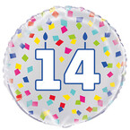 14. Geburtstag