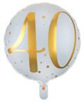 40. Geburtstag