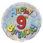 9. Geburtstag