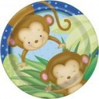 Baby-Junge Affe