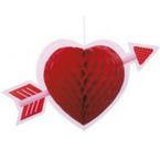 Valentinstag-Dekorationen