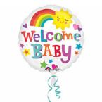Ballons zur Geburt