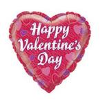 Valentinstag-Folienballons