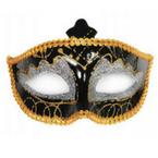 Karneval-Augenmasken