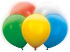 Leuchtende LED-Ballons