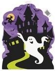 Halloween-Aufkleber und Ausschnitte
