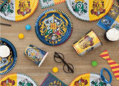 Harry Potter Stil magische Feier: Vorbereitung und Dekoration
