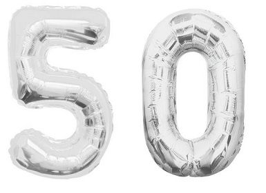 50. Geburtstag feier