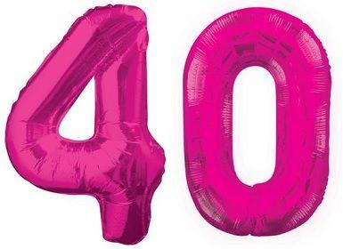 40. Geburtstag feier