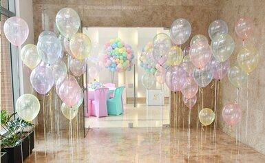 Wenn du Ballons mit Helium füllen musstest
