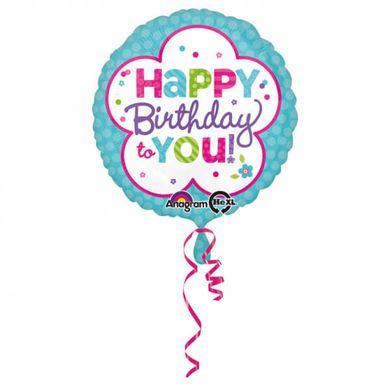 Fóliový balón HB Pink Tearl