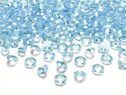 Kristall Diamanten  Türkis