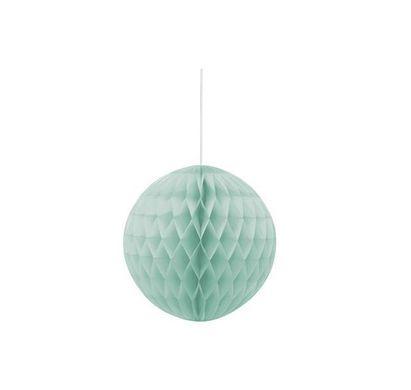 Wabenball Honeycomb - minzefärbig