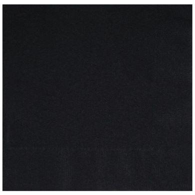 Papieservietten - schwarz